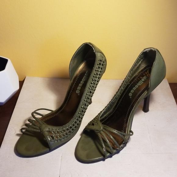 64ae7bfcf9c Dollhouse Shoes - Heels  Dollhouse